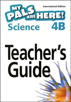 MPH Science International Edition Teacher Guide 4B   -