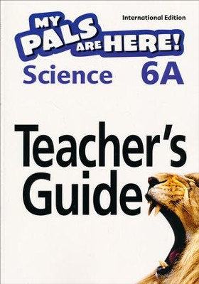 MPH Science International Edition Teacher Guide 6A   -