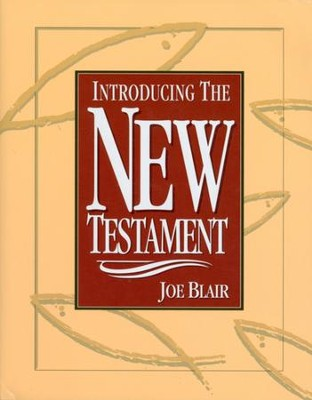 Introducing the New Testament - eBook  -     By: Joe Blair
