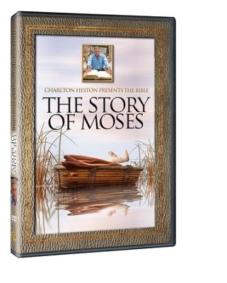 Charlton Heston Presents: The Story of Moses, DVD   -