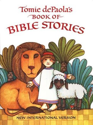 Tomie de Paola's Book of Bible Stories: New International Version  -     By: Tomie dePaola