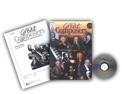 Meet the Great Composers Kit #1   -     By: June Montgomery, Maurice Hinson