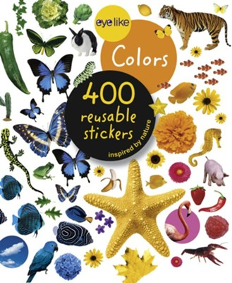 eyelike stickers: Colors   -