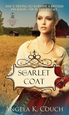 The Scarlet Coat  -     By: Angela K. Couch