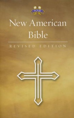 New American Bible Revised Edition, Paperback  -