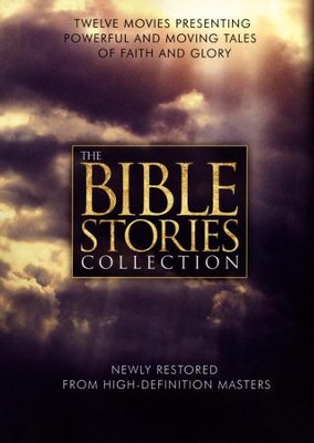 The Bible Stories Collection   -