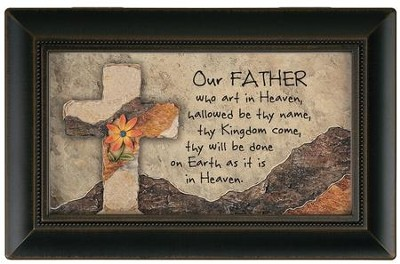 Lord's Prayer Small Frame  -