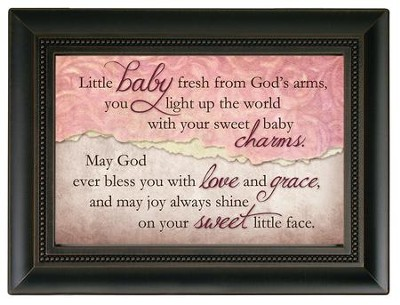 Baby Girl Large Frame  -