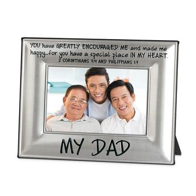 My Dad Photo Frame  -