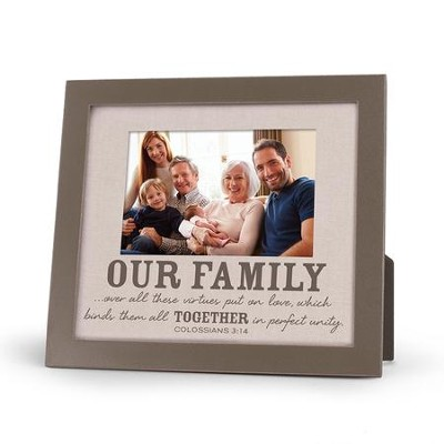 Our Family Frame  -