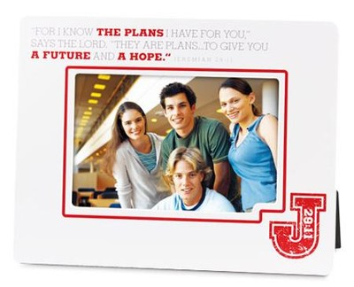 I Know the Plans Photo Frame  -