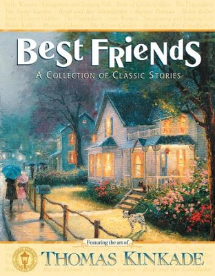 Best Friends - eBook  -     By: Thomas Kinkade