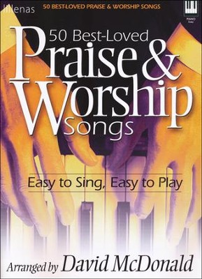 50 Best-Loved Praise & Worship Songs   -     By: David McDonald