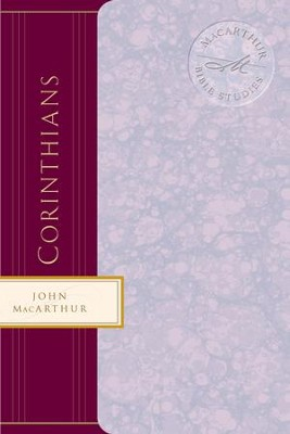 Macarthur Bible Studies: 1 Corinthians - eBook  -     By: John MacArthur