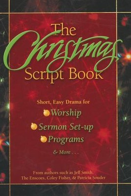 The Christmas Script Book  -