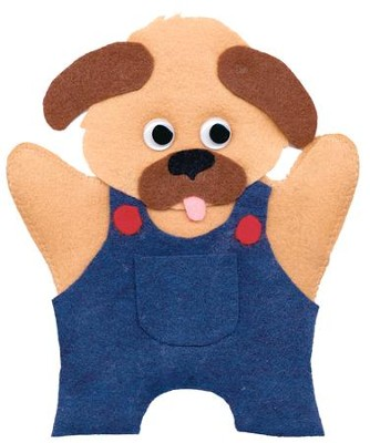 Toddler Buster Puppet: Wee Ones for Christ   -