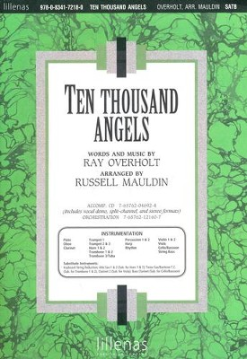 Ten Thousand Angels, Anthem  -     By: Russell Mauldin