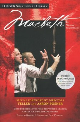 Macbeth: The DVD Edition  -     By: William Shakespeare