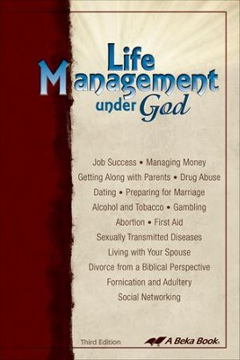 Abeka Life Management Under God   -