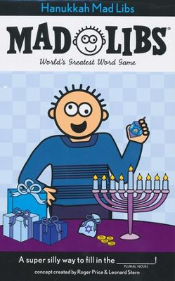 Hanukkah Mad Libs  -     By: Roger Price, Leonard Stern