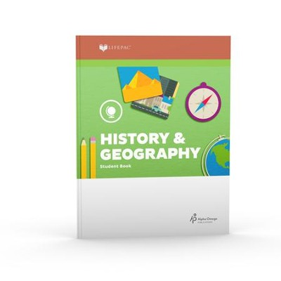 Lifepac History & Geography Teacher's Guide Grade 1, Pt. 1  -     By: Alpha Omega