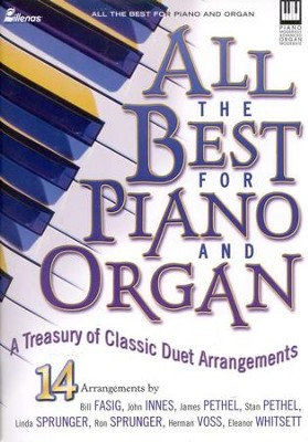 All the Best for Piano and Organ   -
