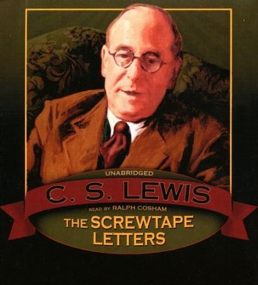 The Screwtape Letters, Audiobook on CD  -     By: C.S. Lewis