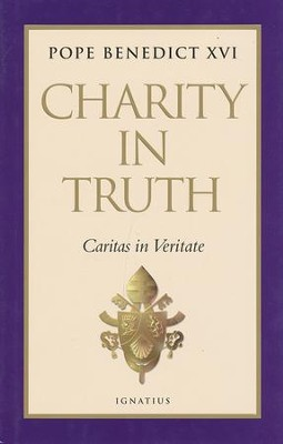 Charity in Truth - Slightly Imperfect  -     By: Pope Benedict XVI