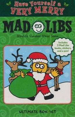 Have Yourself a Very Merry Mad Libs  -     By: Roger Price, Leonard Stern