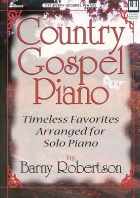 Country Gospel Piano   -     By: Barny Robertson
