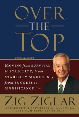 Over the Top - eBook  -     By: Zig Ziglar