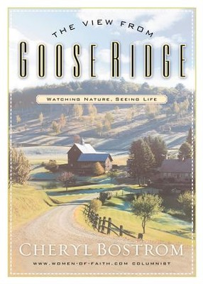 The View from Goose Ridge - eBook  -     By: Cheryl Bostrom
