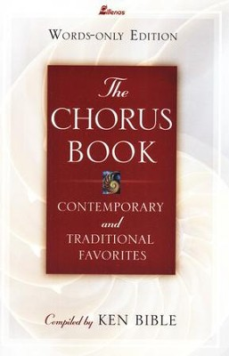 The Chorus Book (Words-only Edition)   -
