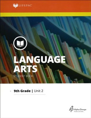 Grade 9 Language Arts Lifepac 2: The Nature Of Language  -