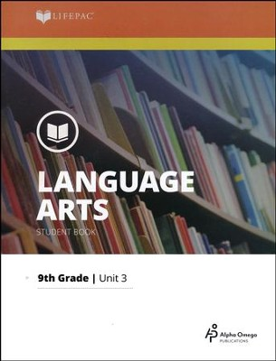 Grade 9 Language Arts Lifepac 3: Practical English  -