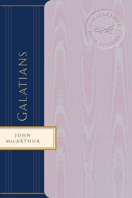 Macarthur Bible Studies: Galatians - eBook  -     By: John MacArthur