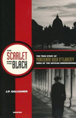 The Scarlet and the Black  -     By: J.P. Gallagher