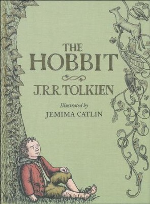 The Hobbit: Illustrated Edition  -     By: J.R.R. Tolkien, Jemima Catlin
