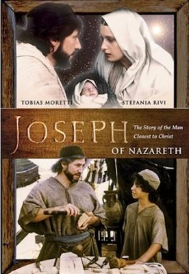 Joseph of Nazareth: The Story of the Man Closest to Christ  -