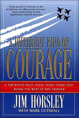 A Different Kind of Courage - eBook  -     By: Mark Cutshall