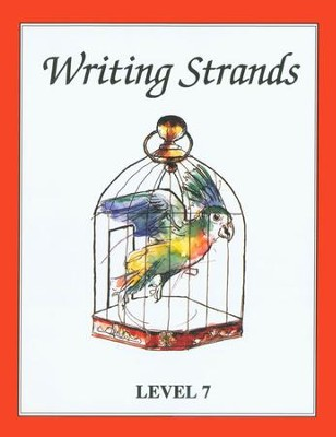 Writing Strands Level 7 Grade 11   -     By: Dave Marks