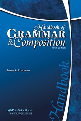 Abeka Handbook of Grammar & Composition   -