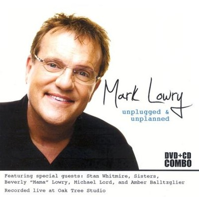 Unplugged & Uplanned DVD & CD Combo   -     By: Mark Lowry