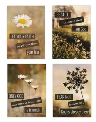 God's Promises Encouragement Cards, Box of 12  -