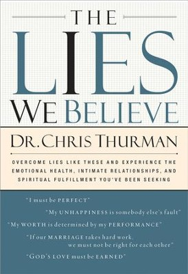 The Lies We Believe - eBook  -     By: Dr. Chris Thurman
