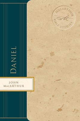 Macarthur Bible Studies: Daniel - eBook  -     By: John MacArthur