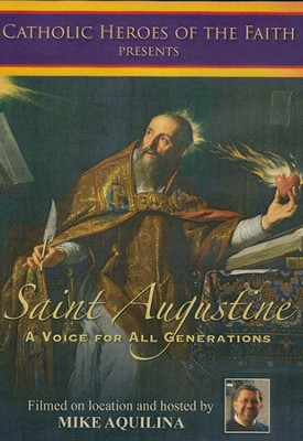 Saint Augustine: A Voice for All Generations, DVD   -