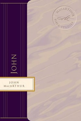 Macarthur Bible Studies: John - eBook  -     By: John MacArthur
