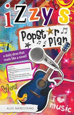 Izzy's Popstar Plan - eBook  -     By: Alex Marestaing