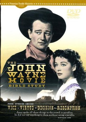 The John Wayne Movie Bible Study: DVD Leader Pack   -     By: Stephen Skelton